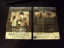 DVD nr. 23 * TEMPO MASSIMO * IL GRANDE CINEMA DI VITTORIO DE SICA MILLY PILOTTO