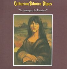 CD Catherine Ribeiro + Alpes Le temps de l'autre (1977) - Mini LP Réplica - 5-tr