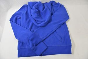 NWT! Hollister Hoddie Jacket. Girls' Youth Size L. Blue Color