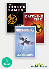 The Hunger Games Trilogy - 3 Book Bundle Book The Cheap Fast Free Post