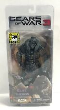 """Gears of War 3 SDCC 2012 Exclusive Elite Theron #B 7"""" Action Figure NEW MOC NECA"""
