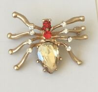Unique Spider brooch pin