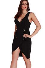 Abito Scollo Spacco nudo Taglie forti Grandi Curvy Formosa Plus Size Dress XXXL