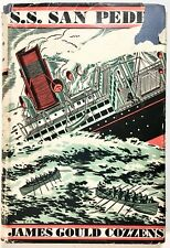 S.S. San Pedro - James Gould Coziness Hardcover First Edition 1931