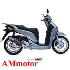 Scarico Completo Mivv Honda Sh 300 2009 09 Terminale Stronger Black Moto Scooter