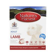 Natures Harvest Adult Dog Food Lamb Bundle (10 x 395g)