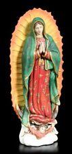 Maria Figur - Unsere Liebe Frau von Guadalupe - Deko Madonna Heiligenfigur