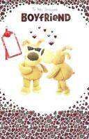 Boofle Brilliant Boyfriend Valentine's Day Card Lovely Valentines Greeting Cards