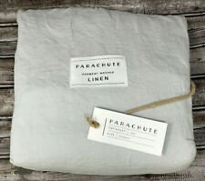 Parachute Linen Top Sheets Linen Size: Full / Queen New With Tags Free Shipping