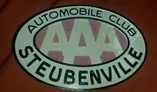 011 AAA Steubenville Car Club Badge Automobile Association of America UNUSED NEW