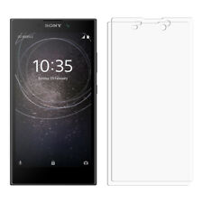 2 Clear LCD Sony Xperia L2 Screen Protector Film Saver For Mobile Phone
