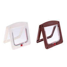 Soft flap pet Entrence flexible and safe Weather-Resistant Cat Flap Door