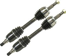 2 New CV Axles Front Left Right Fit Nissan Frontier Pathfinder Xterra 4WD AWD