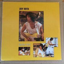 Jeff Beck - Guitar Hero, PLR Records Kamiza Jam 6/1/86 2 LP s NM UK rar