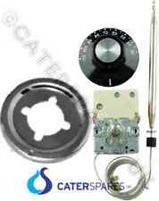 New Ego Thermostat Kit 110 Deg Thermostat & Control Knob Bain Marie Hot Counter