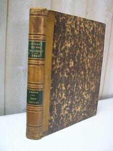 ANNUAIRE des eaux de la france pour 1851  analyse des eaux douces 1851
