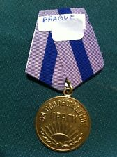 Médaille  Russe PRAGUE
