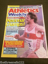 ATHLETICS WEEKLY - BOB BEAMON - NOV 18 1988