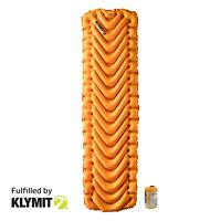 Klymit Insulated Static V Lightweight Sleeping Camping Pad