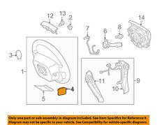 TOYOTA OEM 10-11 Prius-Steering Wheel Lower Cover Left 4518747010B0