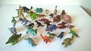 Vintage Dinosaur Figure Bundle / Joblot