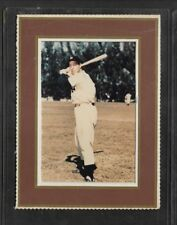 PHIL RUZZUTO 3X5 PHOTO IN MATTED HOLDER!