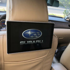 Car TV Headrest DVD Monitor For Subaru Tribeca Legacy Outback Impreza Forester