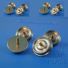 (100) ONE HUNDRED HO Wheels  ATLAS KATO Made Fits 707301 Wheel set