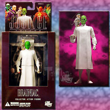 DC Direct Alex Ross Justice Series 5 Brainiac 6-Inch Action Figure