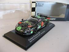 Jeannette Gunnar Porsche G99 GT1 Barber Park 2003 Minichamps Limited Edition