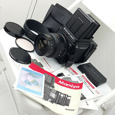 Mamiya RB67 PRO SD FILM CAMERA & K/L 90mm f3.5 L FLOATING SYSTEM lens / RB 67 S