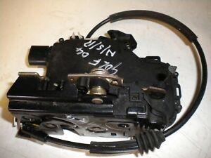 Volkswagen Golf MK4 1997-2004 Passenger NSR REAR Door Lock Mechanism Y3B6839015A