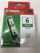 Canon 6 Green BCI-6G Ink