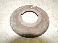 Farmall M, Super M 400 450 Crankshaft Oil Slinger Excellent Shape 46129D
