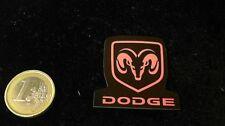 Dodge RAM Logo Magnet Emblem ca 4 cm breit und hoch