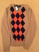 Pringle Men's Argyle, Diamond Lambswool Jumpers & Cardigans