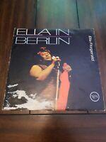 Ella Fitzgerald Ella In Berlin vinyl record album Verve V6 4041 German press