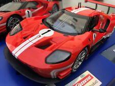 """Carrera Digital 132 30873 Ford GT Race Car """"Time Twist"""" NEU OVP"""