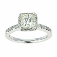 Anelli Con Diamanti 1.86ct Si2 A Forma Di Cuore Diamante Solitario Anello Di Fidanzamento 14k Fancy Colours