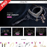 Turnkey Dropshipping Business - JEWELRY STORE - Premium eCommerce Website