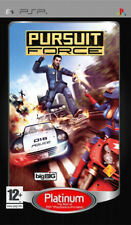 Pursuit Force PSP Game NEW