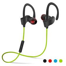 Wireless Headset Sport Stereo Headphone Earphone For iPhone Samsung