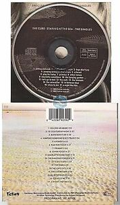 The Cure Staring At The See CD ALBUM the singles west germany