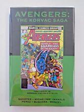 Marvel Premiere Classic HC vol. 38/Avengers: Korvac Saga, limited to 749!