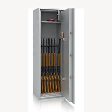 Waffenschrank Pistolenschrank Tresor EN 1143-1 Klasse N/0, 8 Waffenhalter