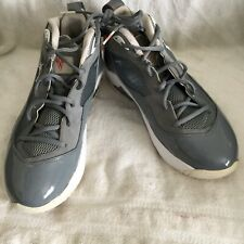 Nike Air Jordan Melo M8 Mens Basketball Shoes Cool Grey 469786-002 Size 10