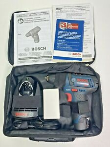 Bosch PS31-2A 12-Volt 3/8-Inch Max Lithium-Ion Fuel  Drill Driver Kit