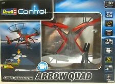Revell Control Quadcopter Arrow Quad, Durchmesser 400 mm, Nr. 23897