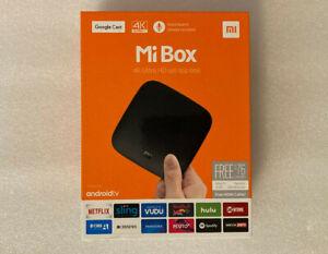 Xiaomi Mi Box - 4k Android TV Black - Great Kodi player!