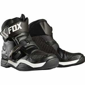 Fox Racing Bomber Boots - Black, All Sizes